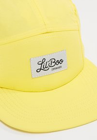 Lil'Boo - LIGHT WEIGHT - Cap - bright yellow - 2