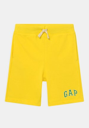 BOY LOGO  - Trainingsbroek - bright lemon meringue