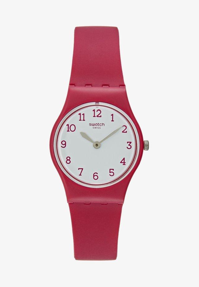 REDBELLE - Horloge - red
