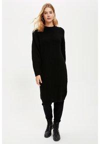 DeFacto - Jumper dress - black - 0