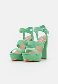Guess - RAYONA - High heeled sandals - mint - 2