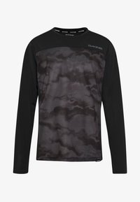 Dakine - SYNCLINE - Sports shirt - black/dark ashcroft - 4