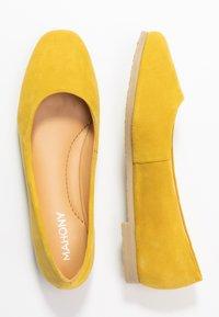 MAHONY - BARABA - Ballet pumps - lemon - 3