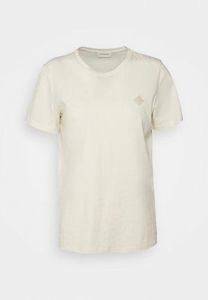 DESMOS - T-shirt - bas - cream