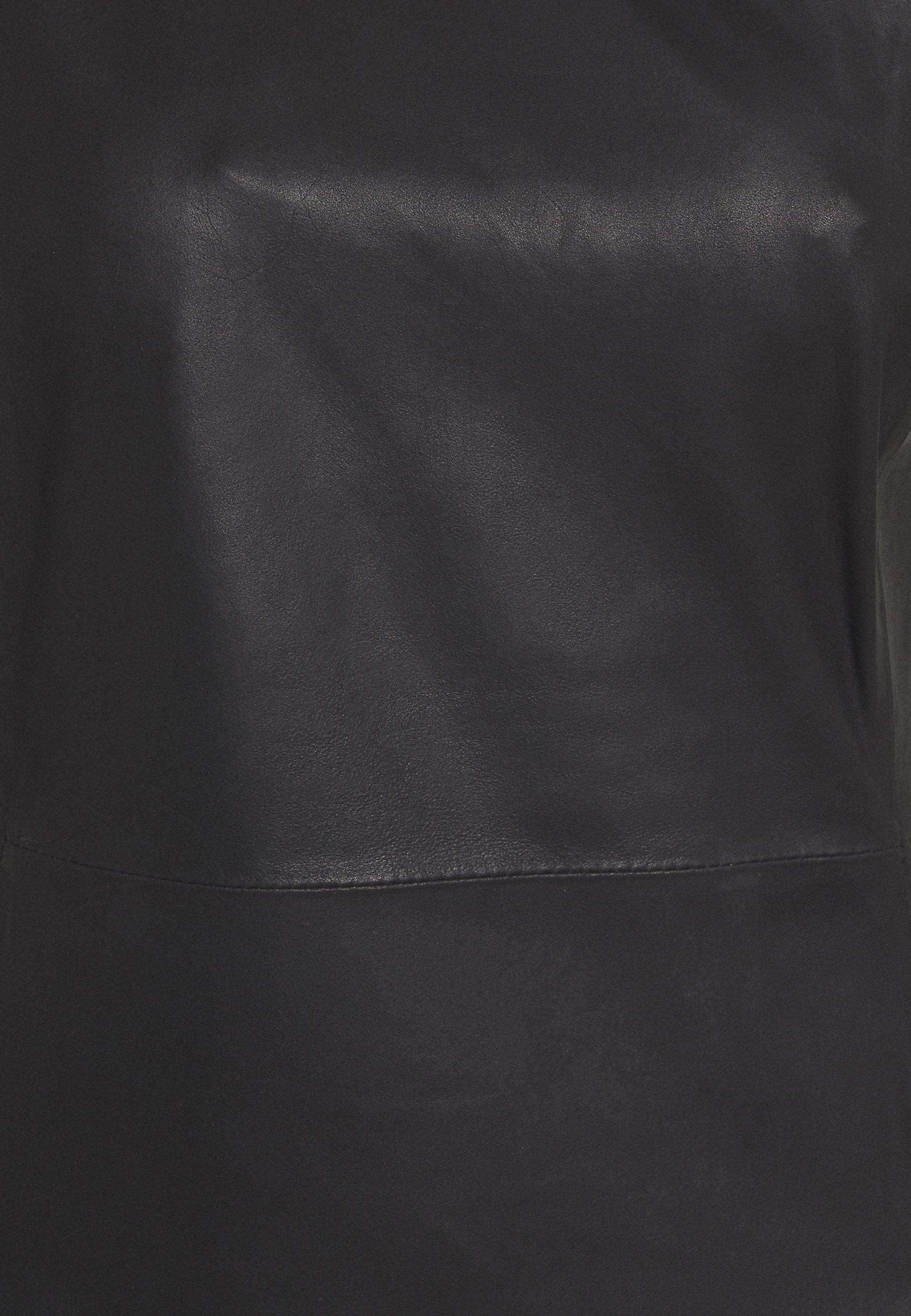 Shop Women's Clothing DEPECHE ONE SHOULDER Blouse black uuo1ULrlv