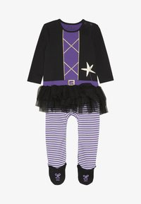 mothercare - BABY WITCH - Sleep suit - black - 3