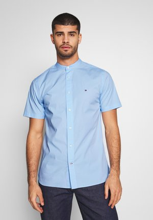 STRETCH POPLIN - Hemd - blue