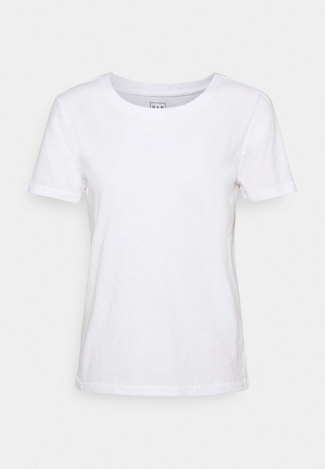 Basic T-shirt - fresh white