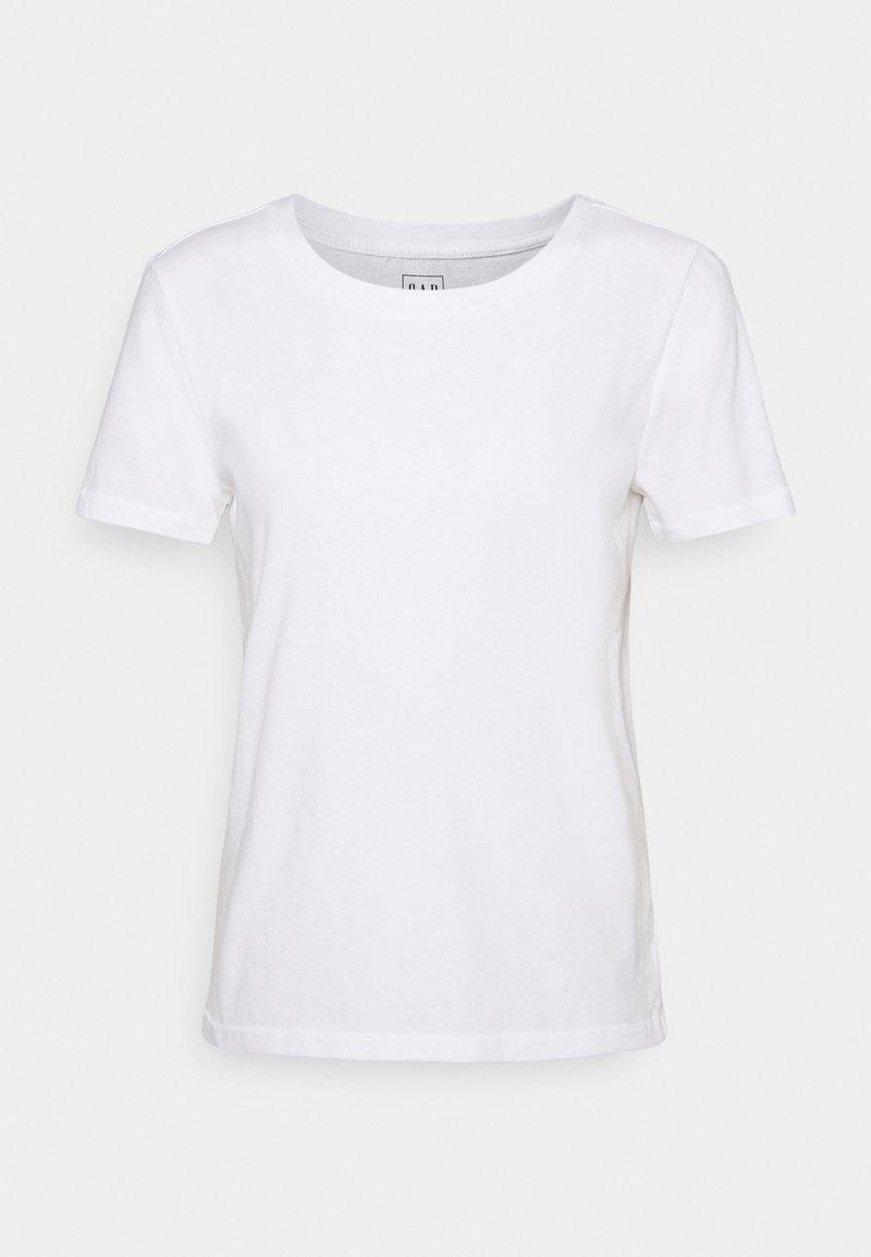 GAP - Basic T-shirt - fresh white