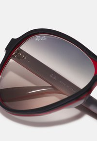 Ray-Ban - Sunglasses - black/red/light grey - 4