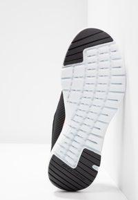 Skechers Sport - FLEX APPEAL 3.0 - Sneaker low - black/rose gold - 6