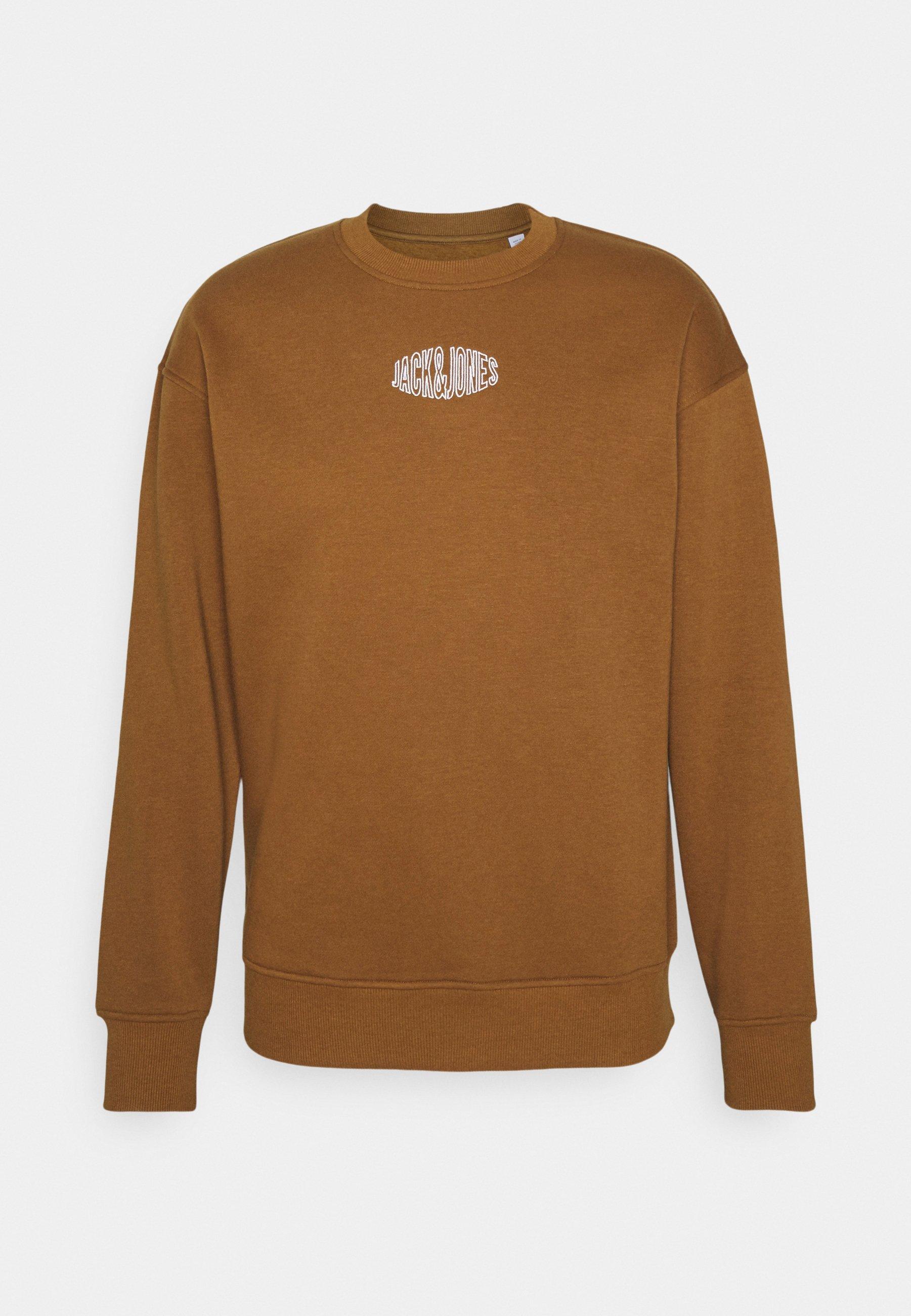 Homme JORWORLD CREW NECK - Sweatshirt