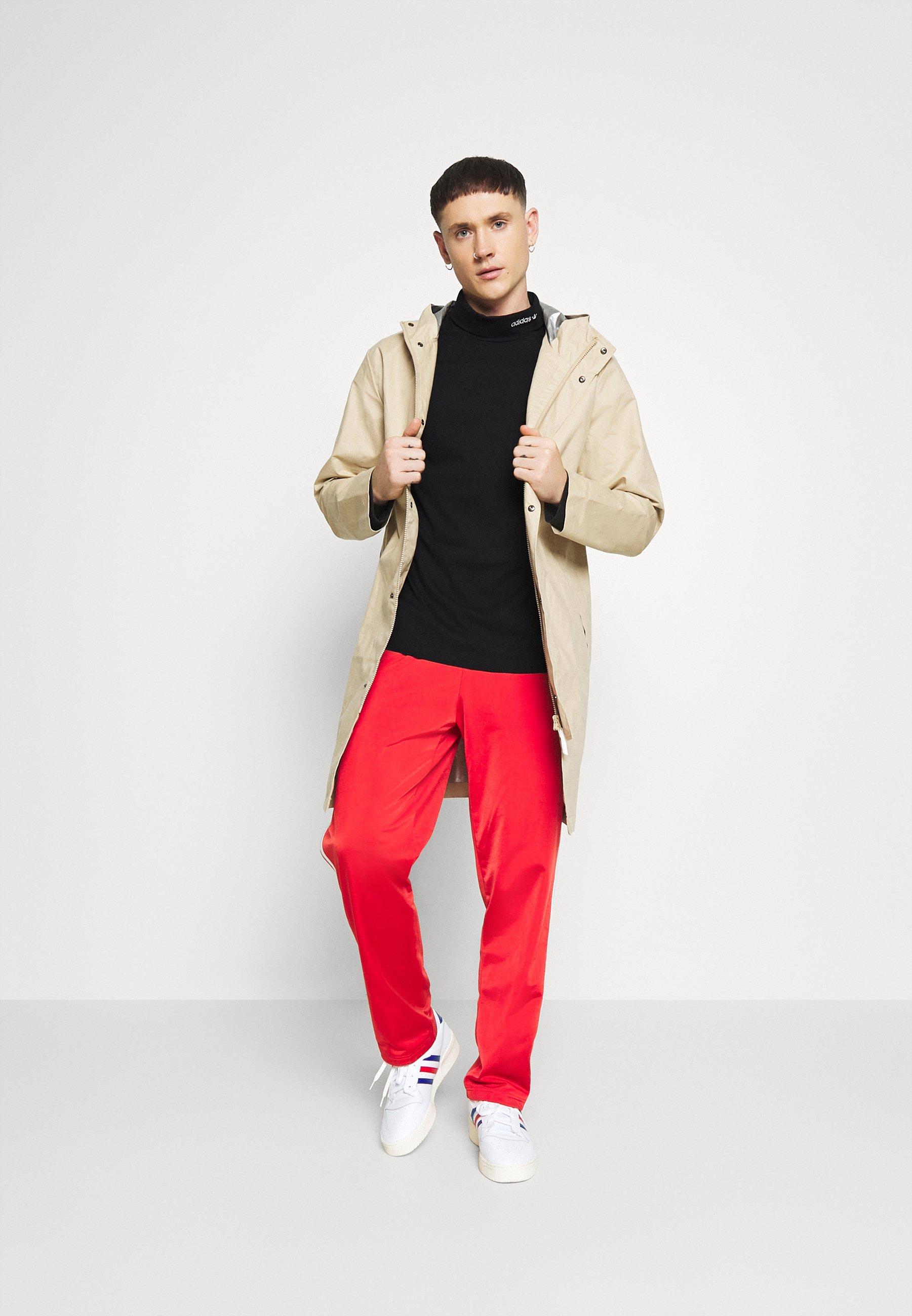 Adidas Originals Base Layer - Bluzka Z Długim Rękawem Black