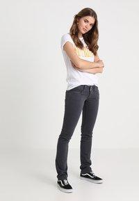 Pepe Jeans - VENUS - Trousers - deep grey - 1