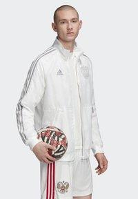 adidas Performance - RUSSIA UNIFORIA RFU - Träningsjacka - white - 4