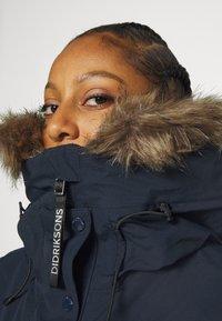 Didriksons - ERIKA - Winter coat - dark night blue - 5