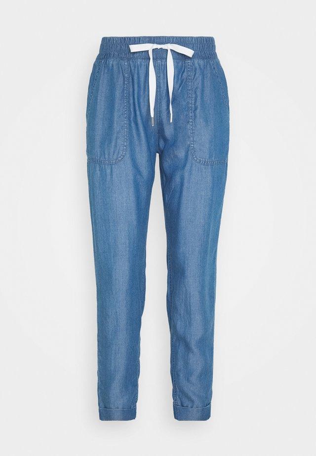 Pantaloni - blue denim