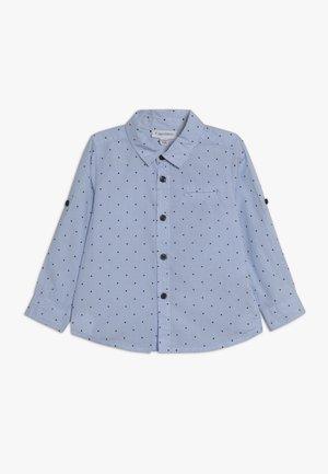BABY STRIPES PRINT - Shirt - blue