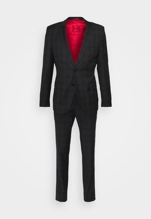 ARTI HESTEN - Kostym - black