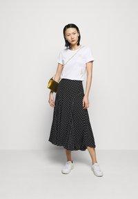 Lauren Ralph Lauren - UPTOWN - T-shirts med print - white - 1