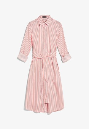 KAISA - Shirt dress - koralle