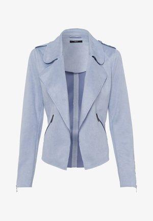 Blazer - soft blue