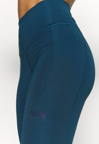The North Face - MOTIVATION 7/8 POCKET - Tights - monterey blue - 4