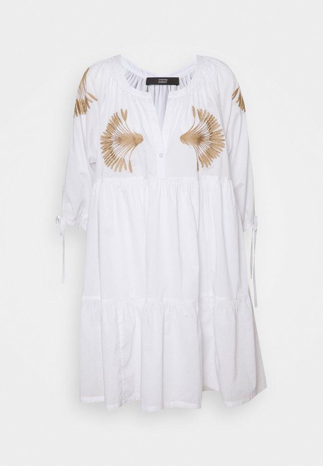 IPANEMA SUMMER TUNIC DRESS - Korte jurk - white