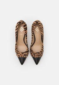 San Marina - VILATIRI - Classic heels - noir/multicolor - 5