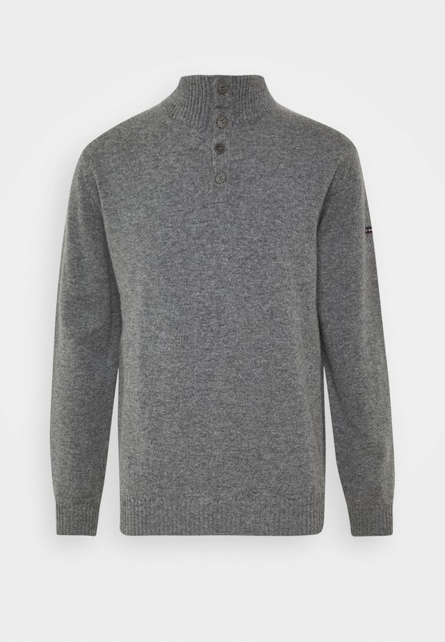 PULL CAMIONNEUR - Pullover - slate/navire