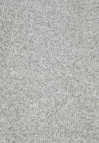 ONLY - ONLLUNA LONG CARDIGAN - Kardigan - light grey melange - 6