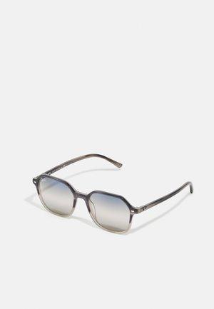UNISEX - Sunglasses - gradient grey havana