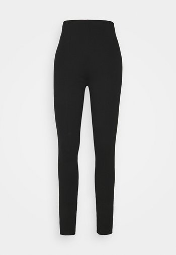 VMFRONA - Pantalones - black
