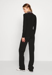 River Island - Topper langermet - black - 2