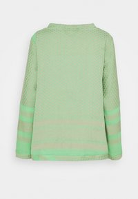 CECILIE copenhagen - LONG SLEEVES - Long sleeved top - minty - 1