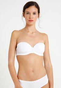 Zalando Essentials - 2 Pack - Multiway / Strapless bra - white/black - 3