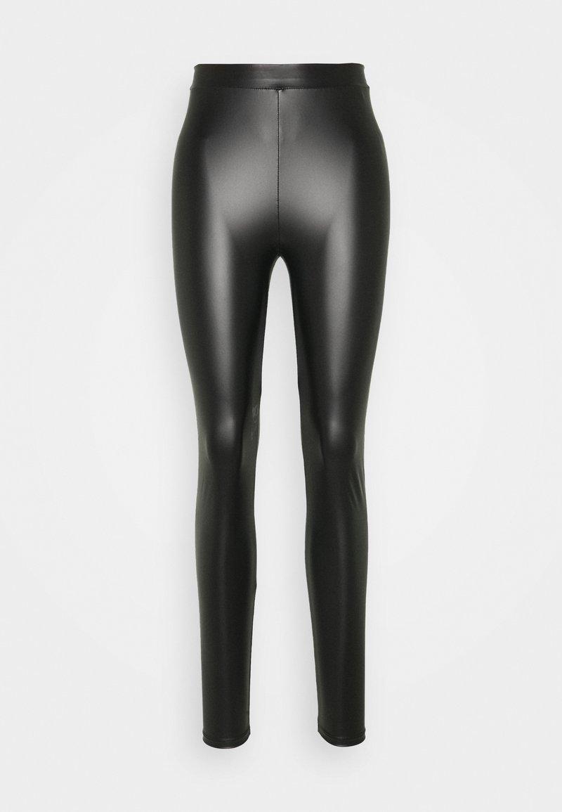 ICHI - IHJUANICE  - Leggings - black