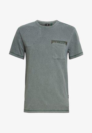 HUNTING PATCH - Print T-shirt - green