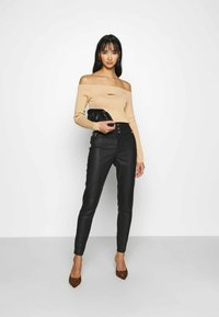 River Island - Bukse - black - 1