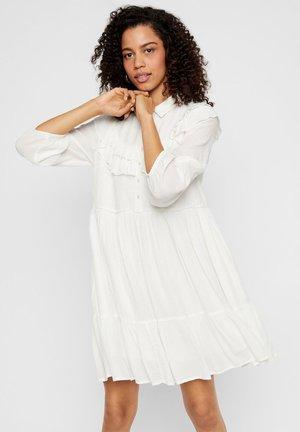YASALVA 3/4 DRESS - Day dress - star white