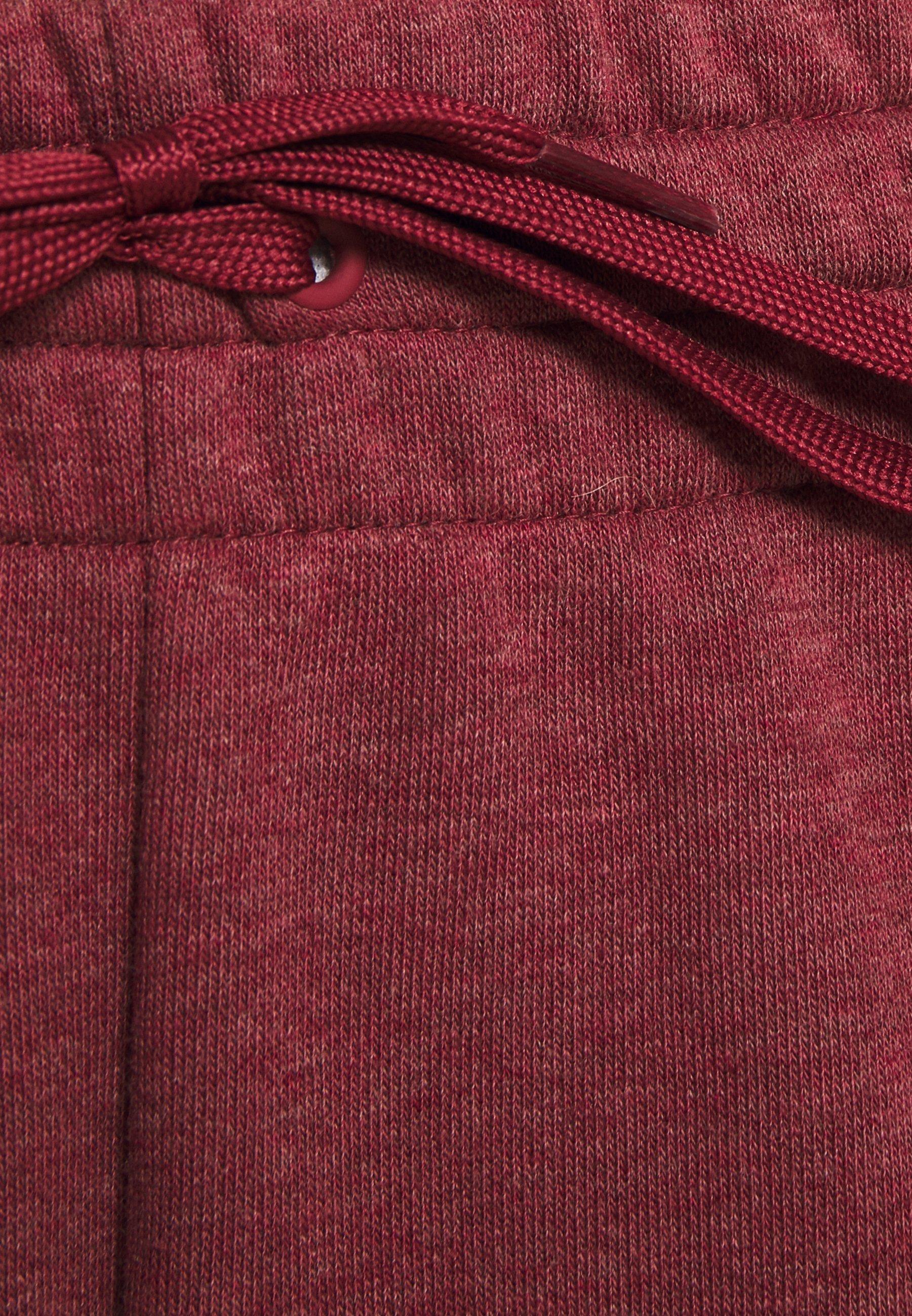 adidas Performance PANT - Tracksuit bottoms - legend red/white wOKJ5