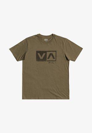 Print T-shirt - cactus