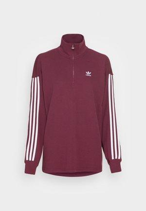 ADICOLOR RELAXED - Sweatshirt - victory crimson