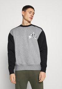 Jordan - CREW - Sudadera - carbon heather/black - 0