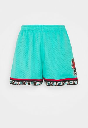 NBA VANCOUVER GRIZZLIES WOMENS JUMP SHOT SHORT - Fanartikel - teal