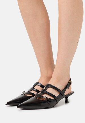 SCARPA DONNA WOMAN - Classic heels - black