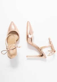 BEBO - RIHANNA - High Heel Pumps - rose gold - 3