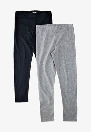 2 PACK - Leggings - Trousers - dark blue
