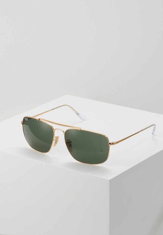 THE COLONEL - Sunglasses - gold-coloured