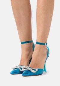 BEBO - BEAUTY - Classic heels - blue - 0